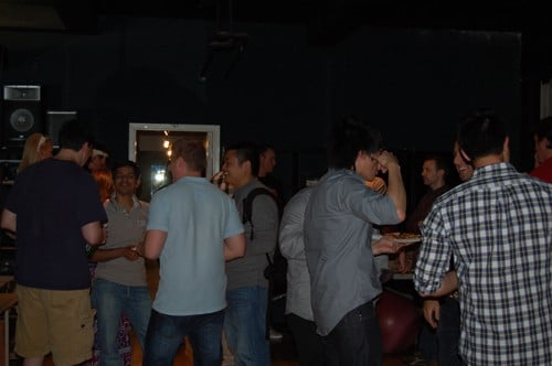 ASE Party Pics