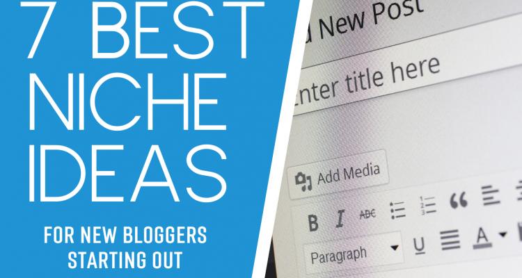 niche ideas for bloggers
