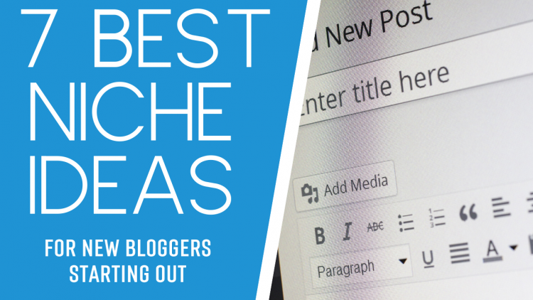 niche ideas for bloggers