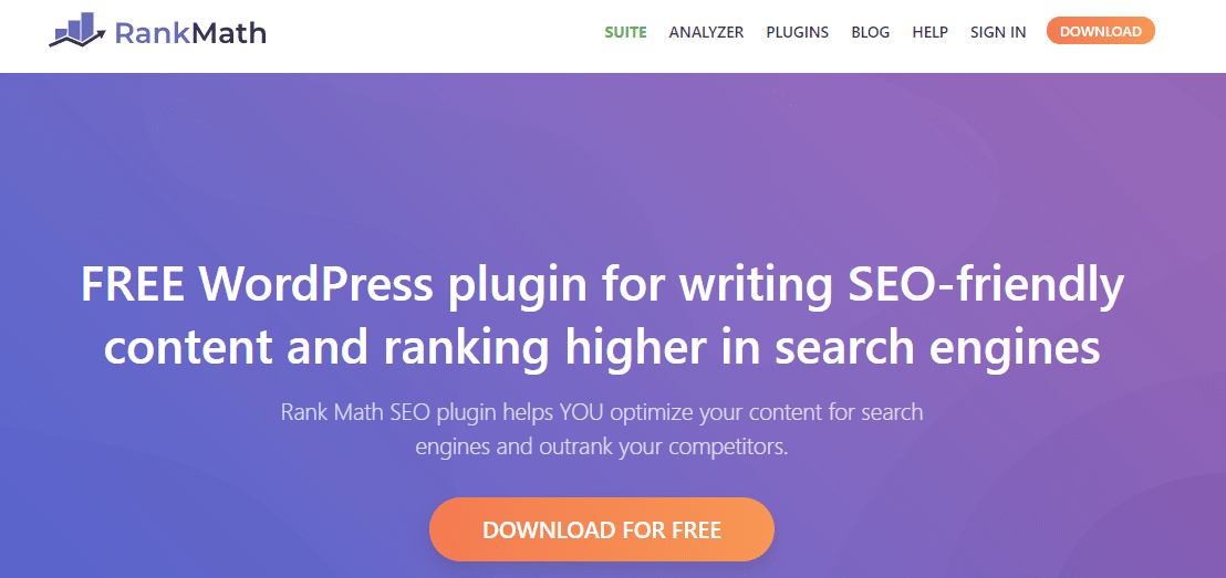 rankmath seo plugin